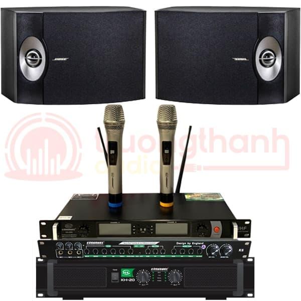 Dàn karaoke gia đình TT-02GD