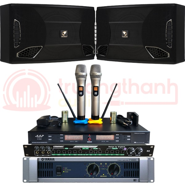 Dàn karaoke TT-03GD