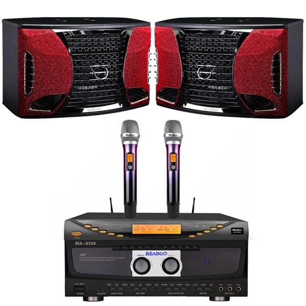 Dàn Karaoke Maingo VIP TT240GD