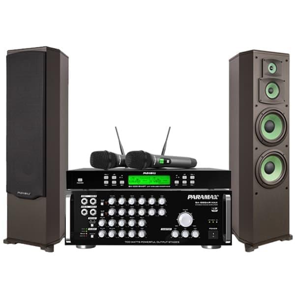Dàn karaoke Paramax 01 Plus