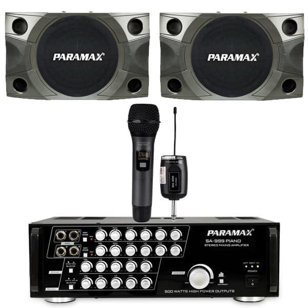 Dàn karaoke Paramax 06 plus