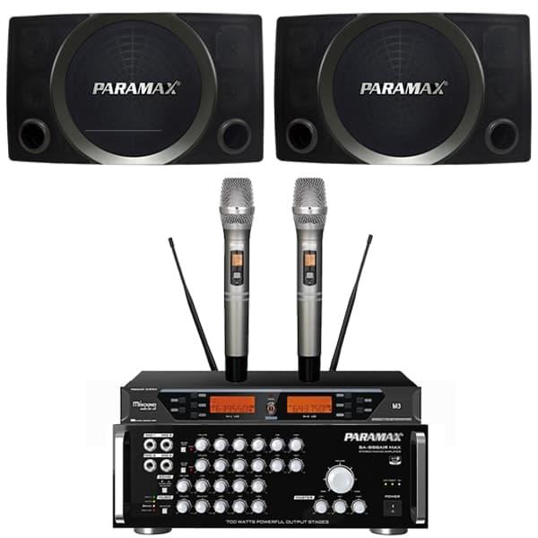 Dàn karaoke Paramax 07 Plus