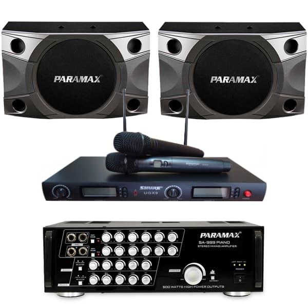 Dàn karaoke Paramax TT02