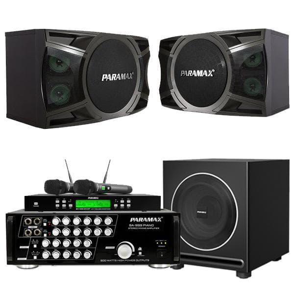 Dàn karaoke Paramax TT03