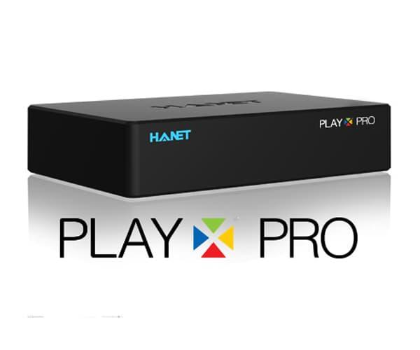 Đầu Hanet PlayX PRO 3TB