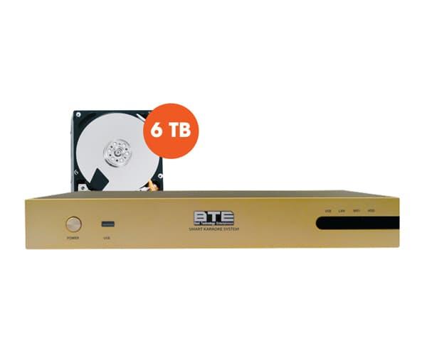 Đầu karaoke BTE S650 6TB