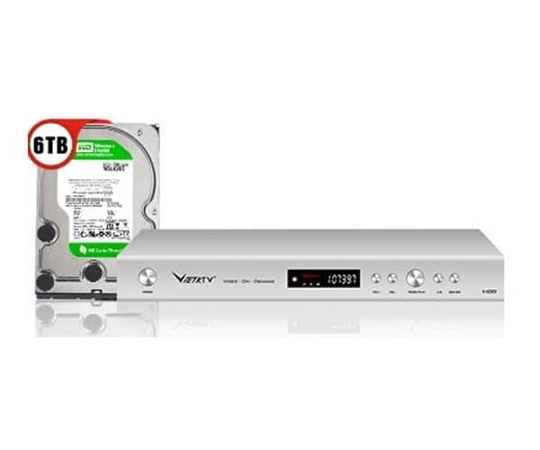 Đầu karaoke Việt KTV HDPro 6 TB