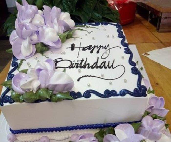 Hình ảnh bánh sinh nhật đẹp và ý nghĩa nhất 2021