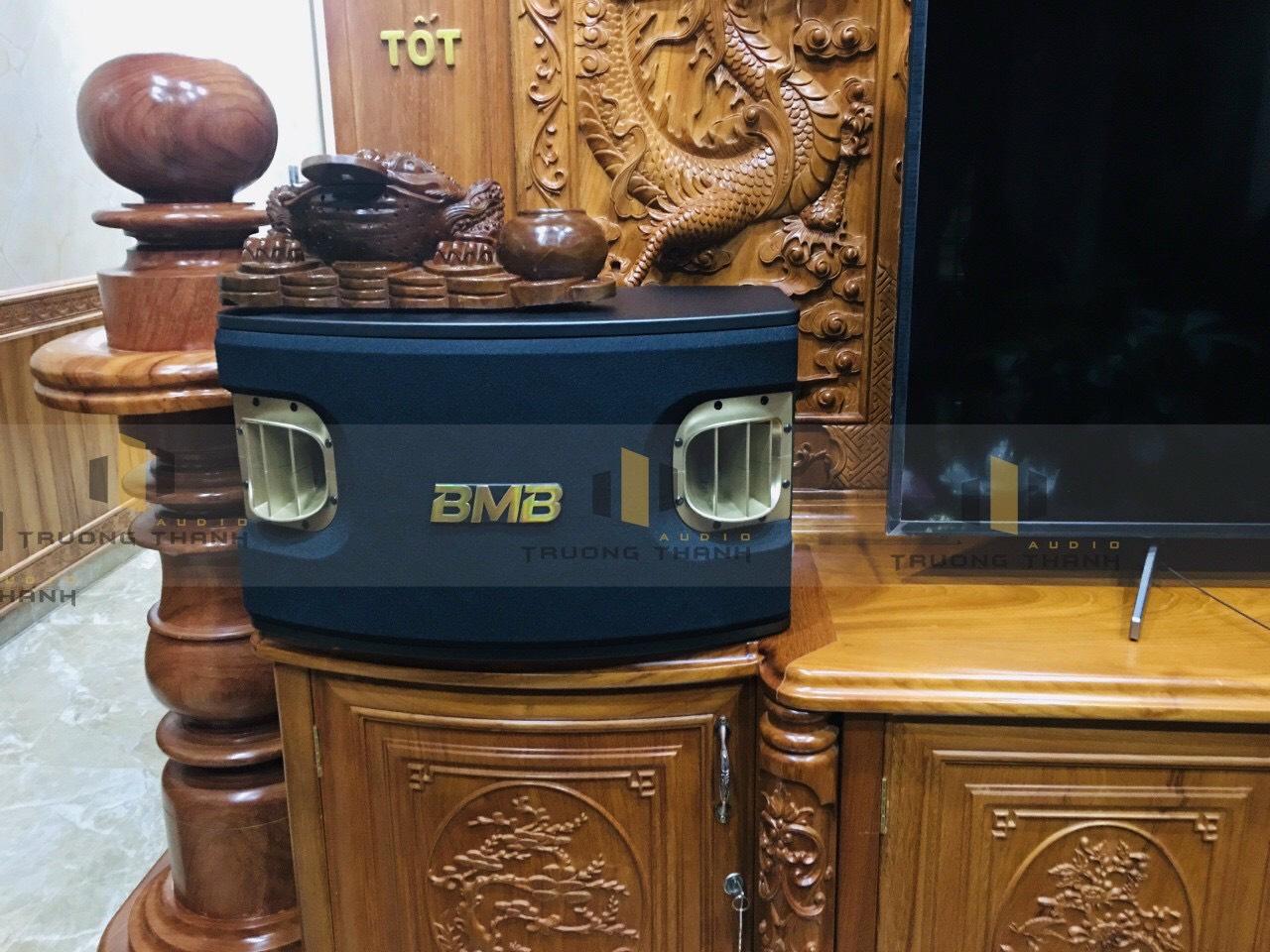 Lắp đặt bộ dàn karaoke BMB chính hãng 3