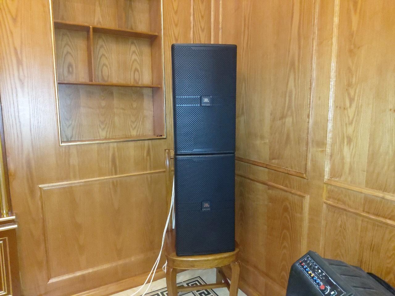 Lắp đặt dàn karaoke JBL cao cấp cho gia đình anh Hưng 3