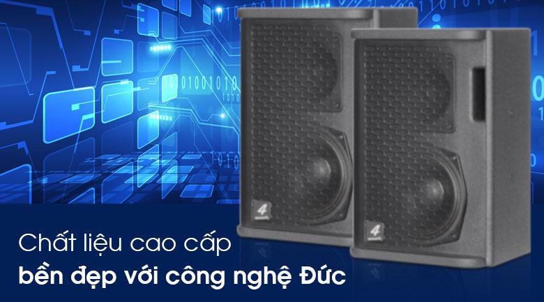 Loa 4 Acoustic PCS-112Q ảnh tính năng 1