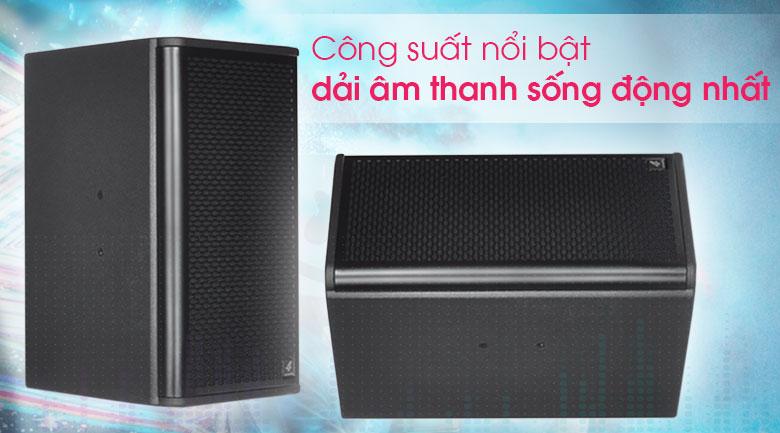 Loa 4 Acoustic PCS-112Q ảnh tính năng 2