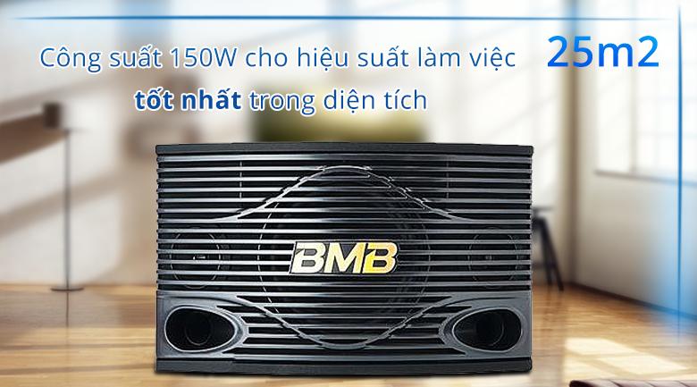 Loa BMB CSN 300 SE | Công suất 150W cho hiệu suất làm việc tốt trong diện tích 25m2