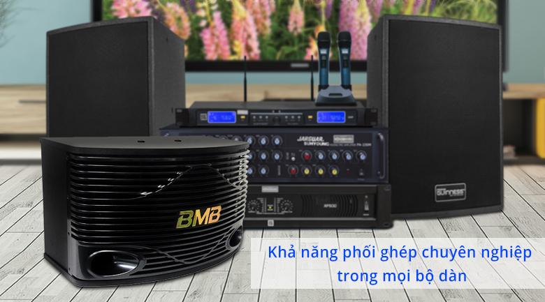 Loa BMB CSN 500 SE | Khả năng phối ghép chuyên nghiệp trong mọi bộ dàn