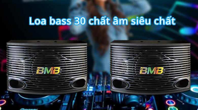 Loa BMB CSN 500 SE | Loa bass 30 chất âm siêu chất