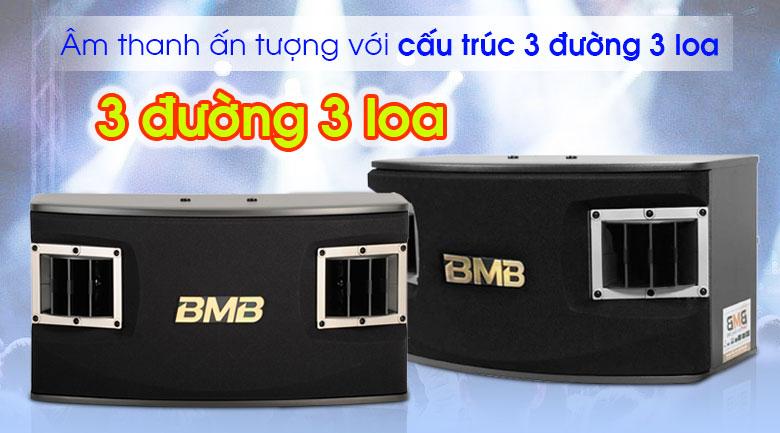 Loa BMB CSV 450 SE tính năng 3