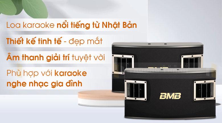 Loa BMB CSV 450 SE tính năng 5