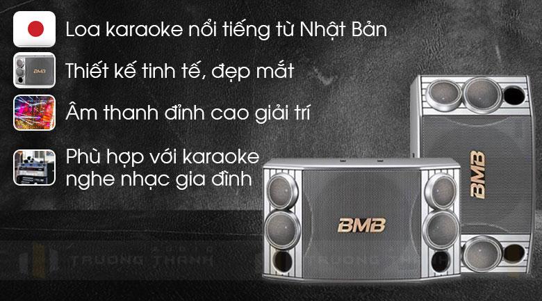 Loa BMB CSX 850 ảnh tính năng 1
