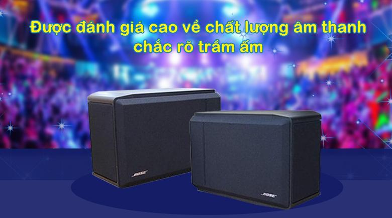 Loa bose 301 seri 4 | Âm thanh chất lượng