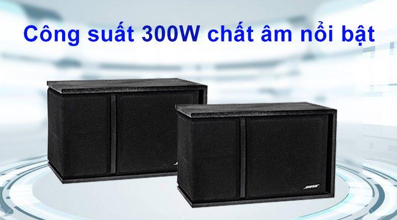 Loa Bose 301 series 3 tính năng 1