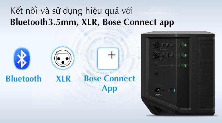 Loa Bose S1 Pro tính năng 1