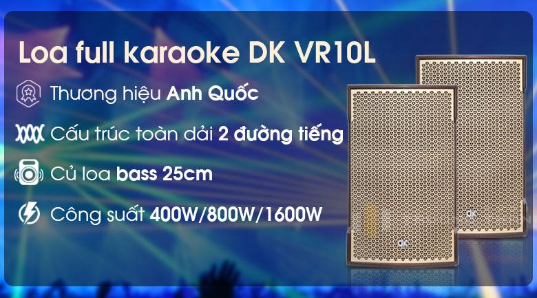 Loa DK VR10L