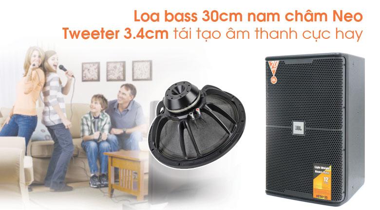 Loa JBL KES 6120 tính năng 3