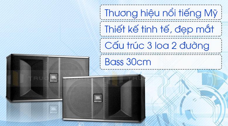 Loa JBL Ki82 tính năng 1