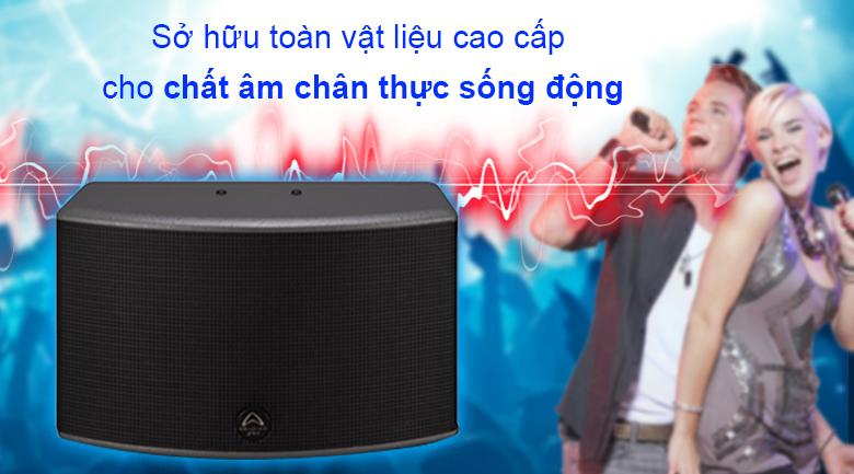 Loa karaoke Wharfedale WP-10