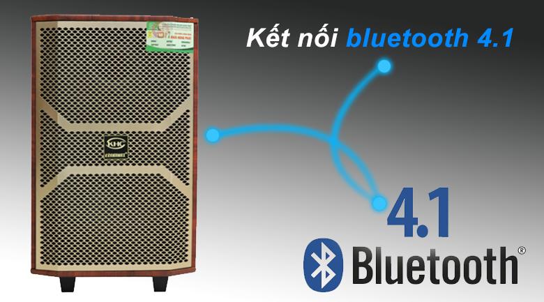 Loa kéo Krawamax KH B30G | kết nối bluetooth siêu hiện đại