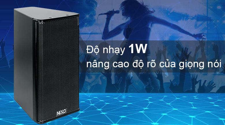 Loa Nexo S1230 | Độ nhạy cực cao