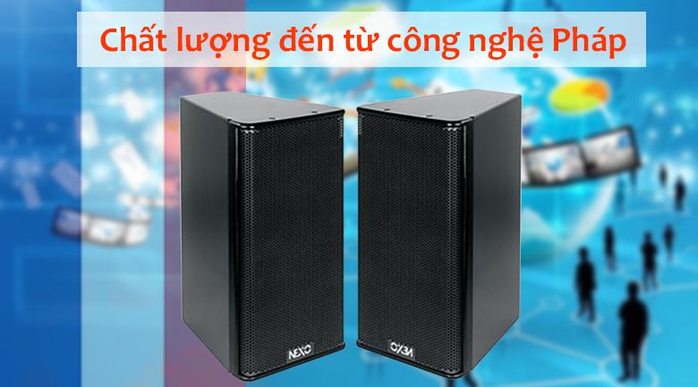 Loa Nexo S1230 | Công nghệ hiện đại