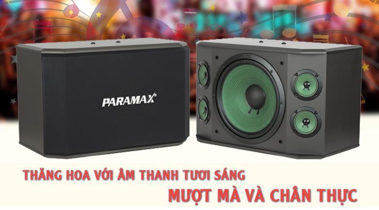 Loa Paramax K2000 New | Chất âm tươi sáng và chân thực