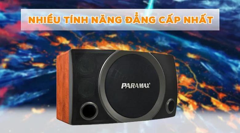 Loa Paramax SC-3500 | Sở hữu nhiều tính năng đẳng cấp