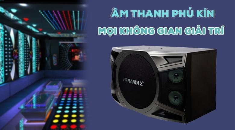 Loa Paramax P-2000 New | Độ phủ âm thanh siêu rộng