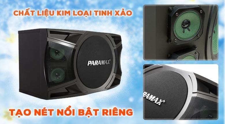Loa Paramax P-2000 New | Chất liệu tinh xảo