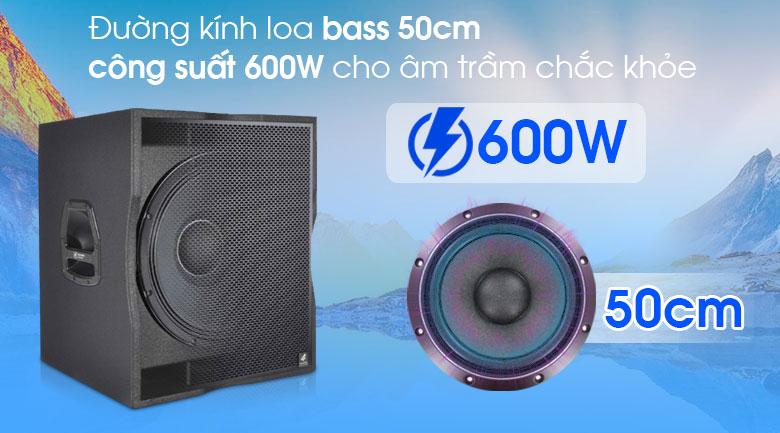 Loa Sub 4-Acoustic PCS-118BQ 5