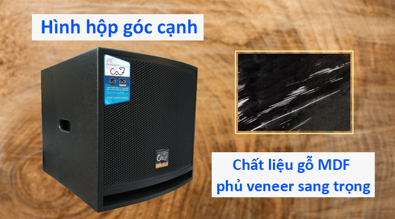 LOA SUB ACTIVE CAF KING 12S new 2019 | chất liệu cao cấp