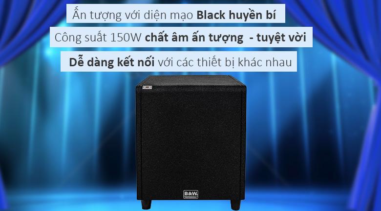 Loa Sub điện B&W 604Gs