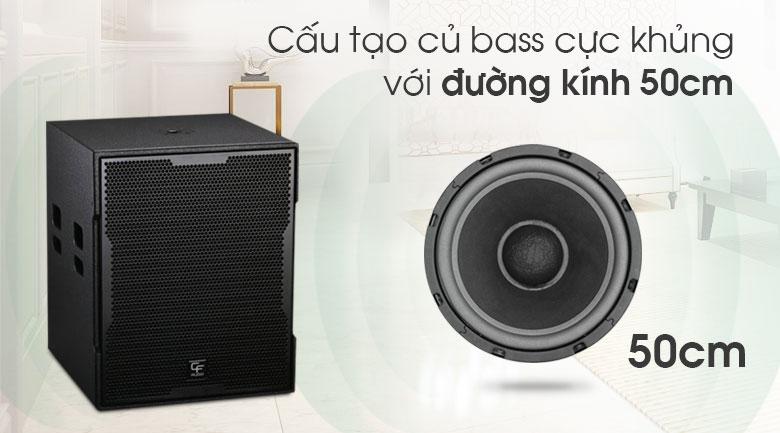 Loa sub CF-Audio FC118 1