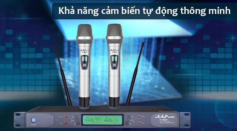 Micro AAP K-900F | Cảm biến thông minh