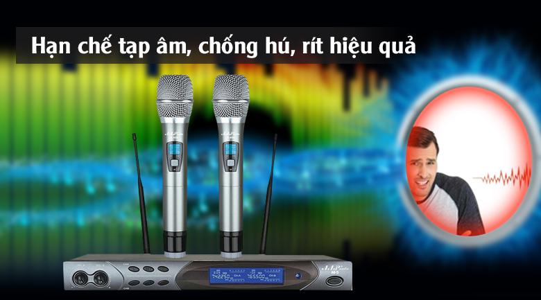 Micro AAP M-5 | Chống hú hiệu quả