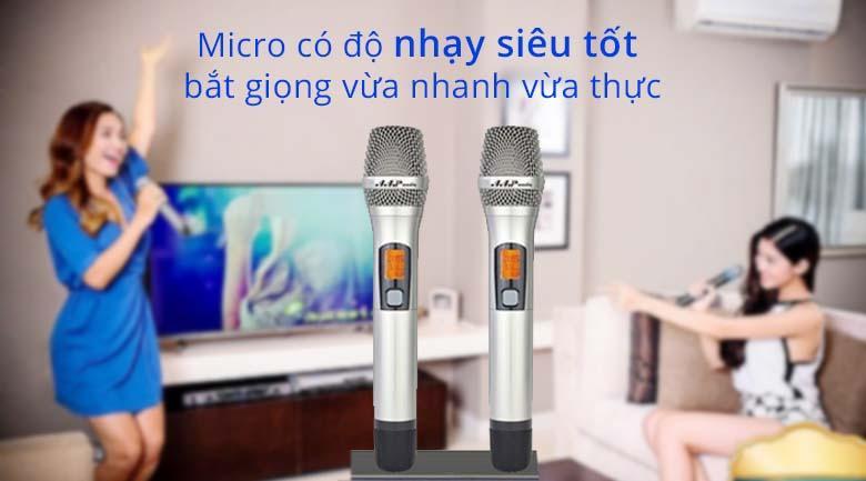 Micro aap m8 | độ nhạy siêu tốt