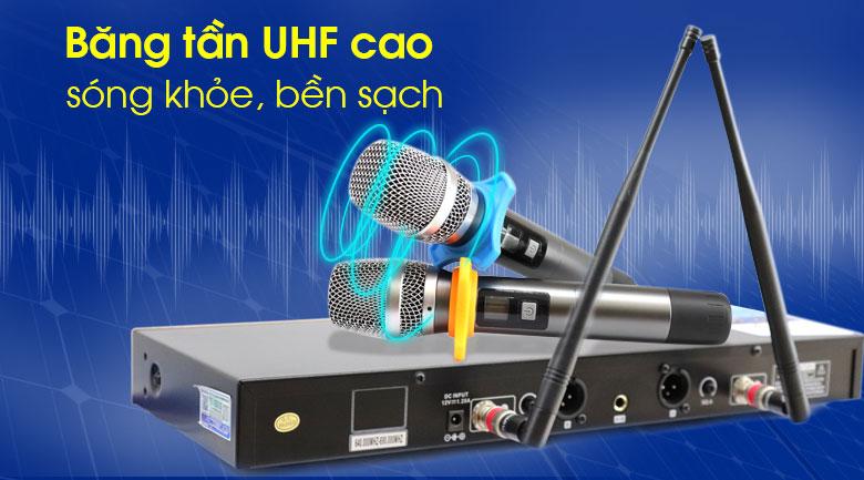 Micro CAF M3000 Plus tính năng 3
