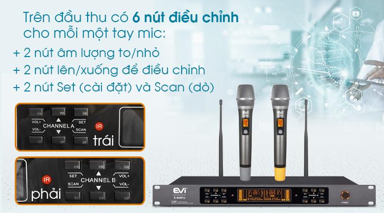 Micro Evi E-800 tính năng 4