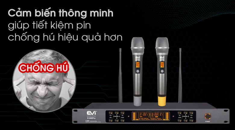 Micro Evi E-800 tính năng 2