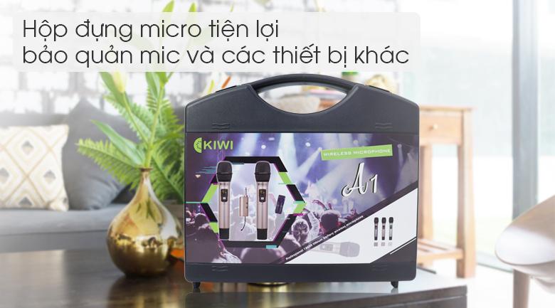 Micro Kiwi A1 tính năng 4