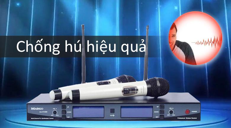 Micro Maingo MA W1000 | Chống hú, rít tốt