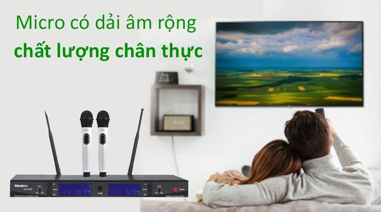 Micro Maingo MA W1000 | Chất âm chân thật