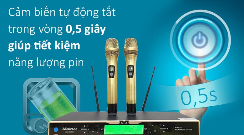 Micro Maingo MA W8600 | Cảm biến thông minh